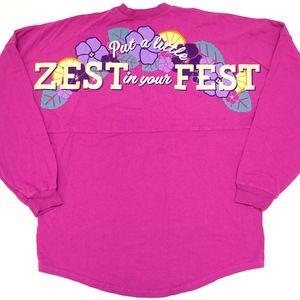 Disney Flower & Garden Zest in Fest Spirit Jersey